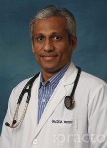 Dr. Gokul Reddy - Cardiologist