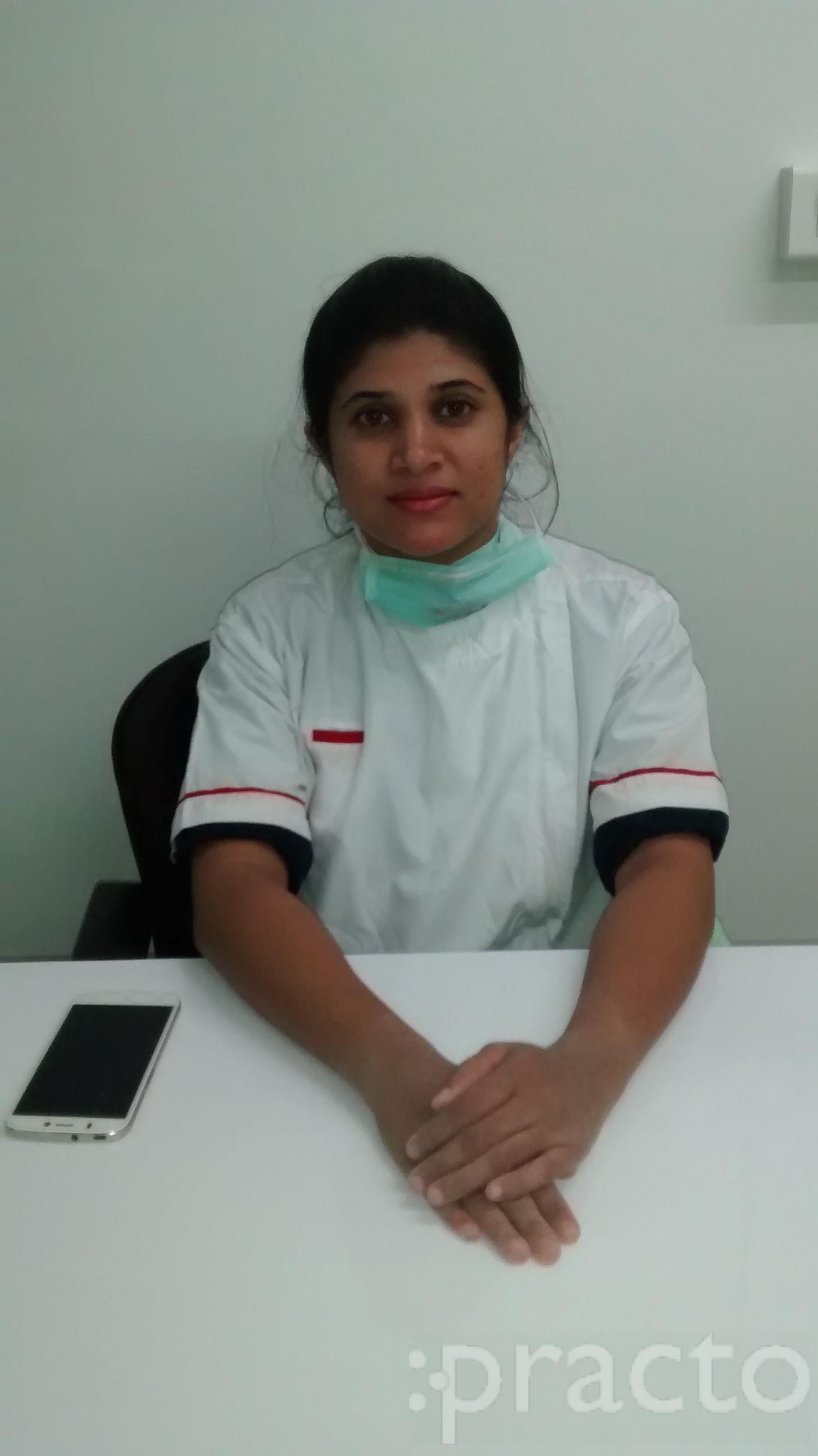 Dr. Gouri S. Deodhar - Dentist