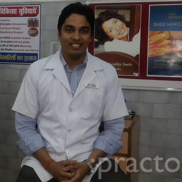 Dr. Govind Vishwakarma - Dentist