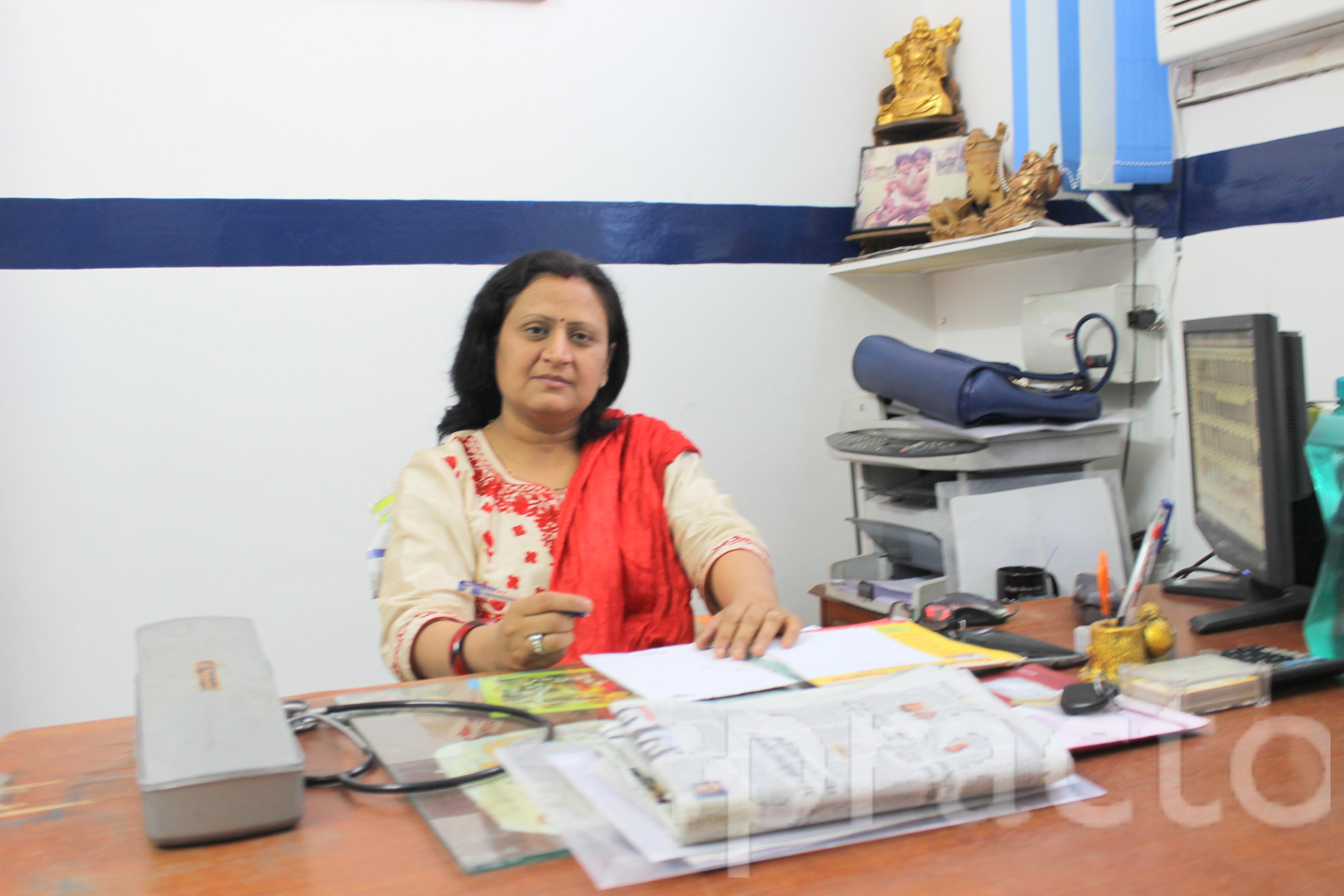 Dr. Gunjan Sharma - Gynecologist/Obstetrician