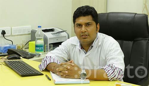 Dr. Hardik Shah - Dentist