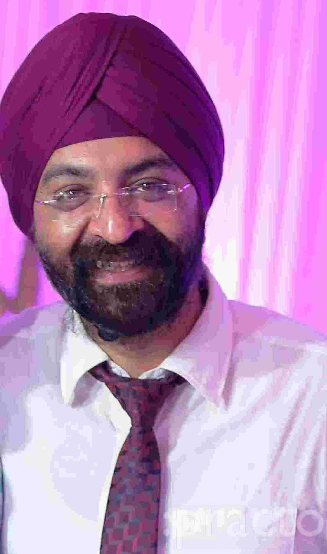 Dr. Harmanjit Shah Singh - Orthopedist