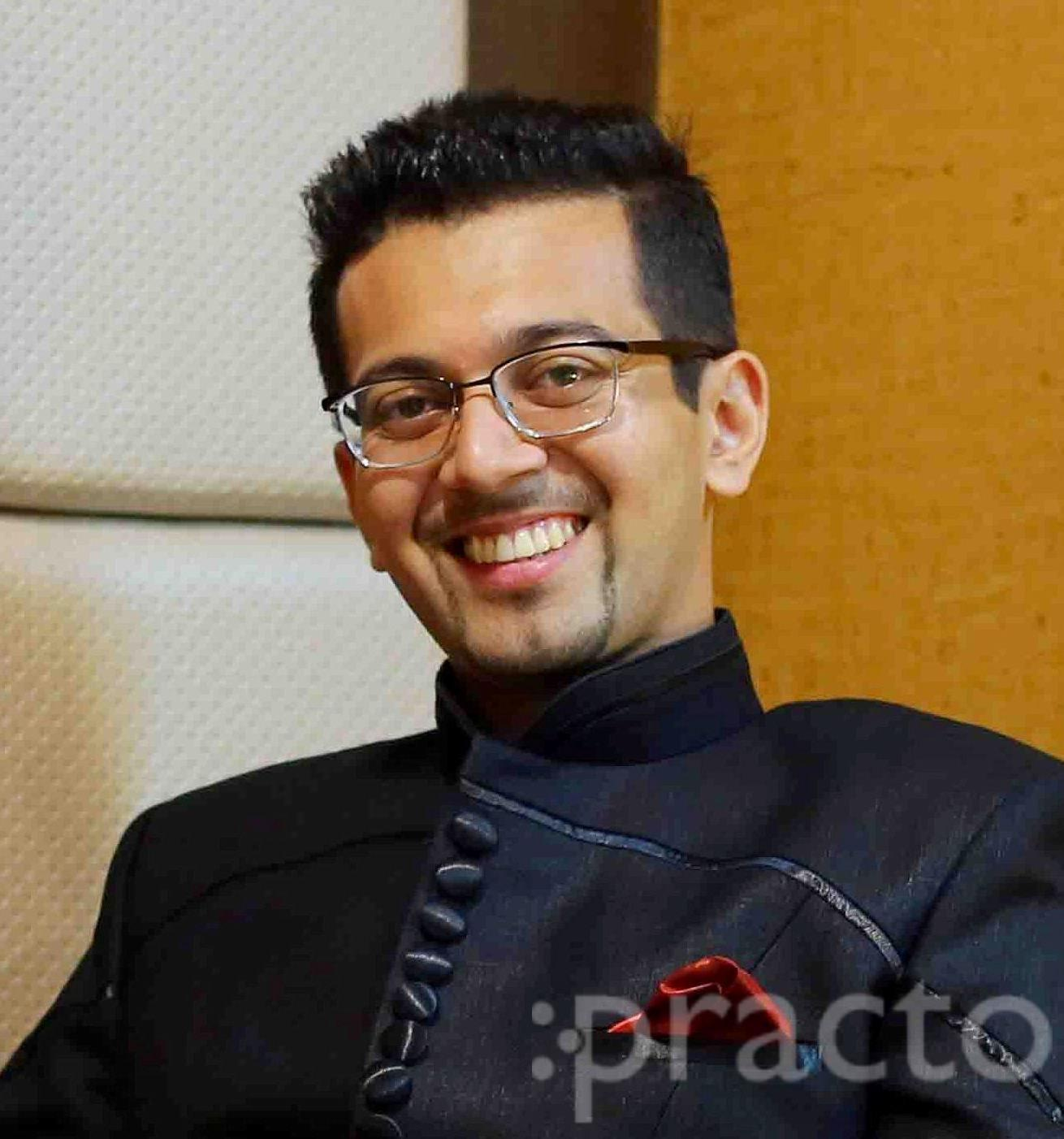Dr. Harsh Haren Shah - Dentist