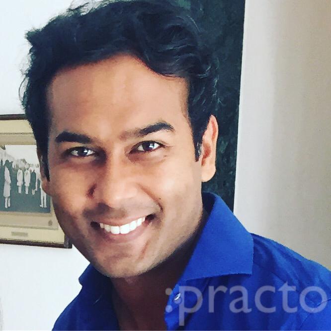 Dr. Harsh Vibhor Bharti - Dentist