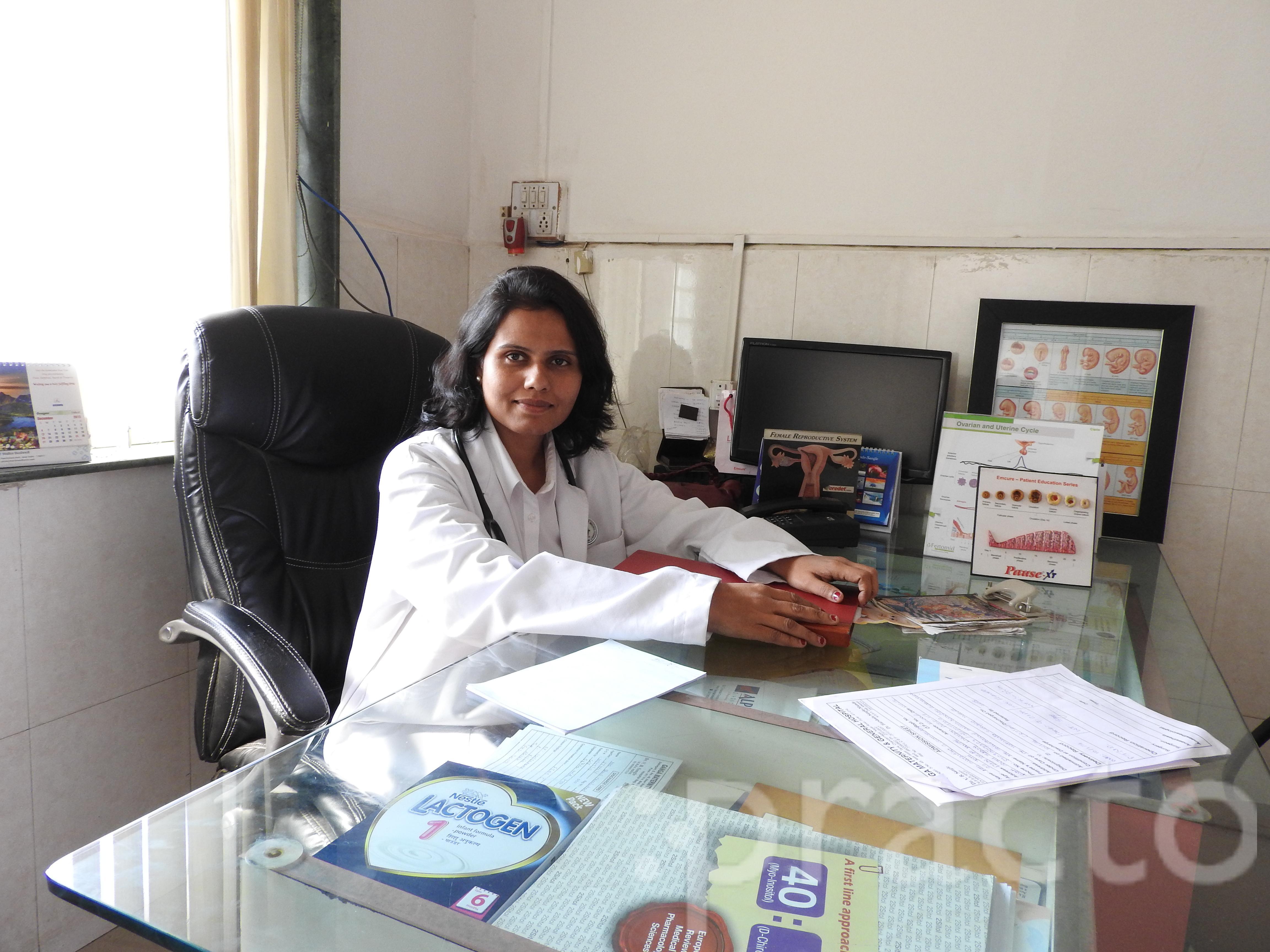 Dr. Harshala Sangale Munde - Gynecologist/Obstetrician