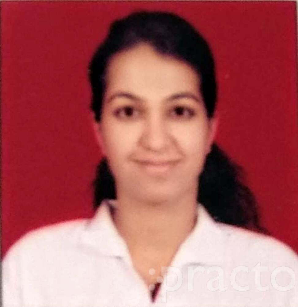 Dr. Harshida Pai - Physiotherapist