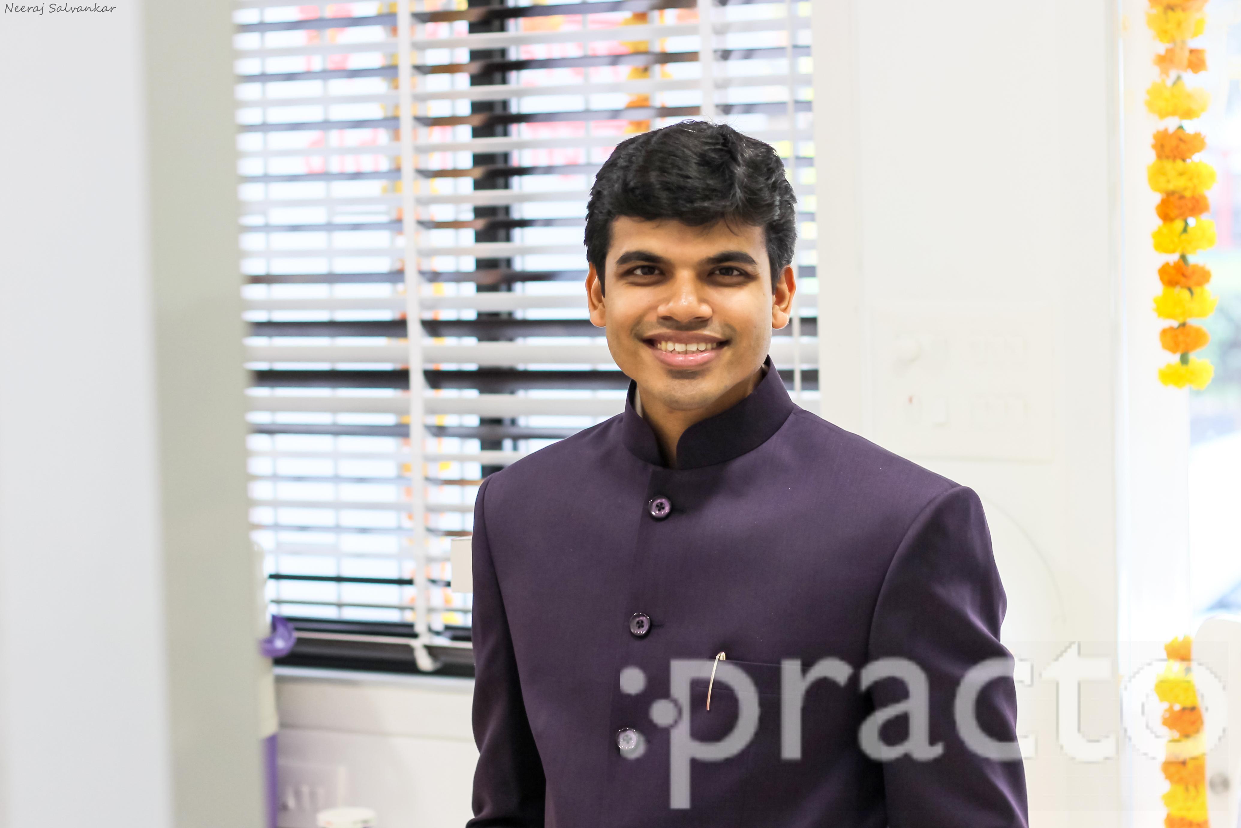 Dr. Harshvardhan S - Dentist