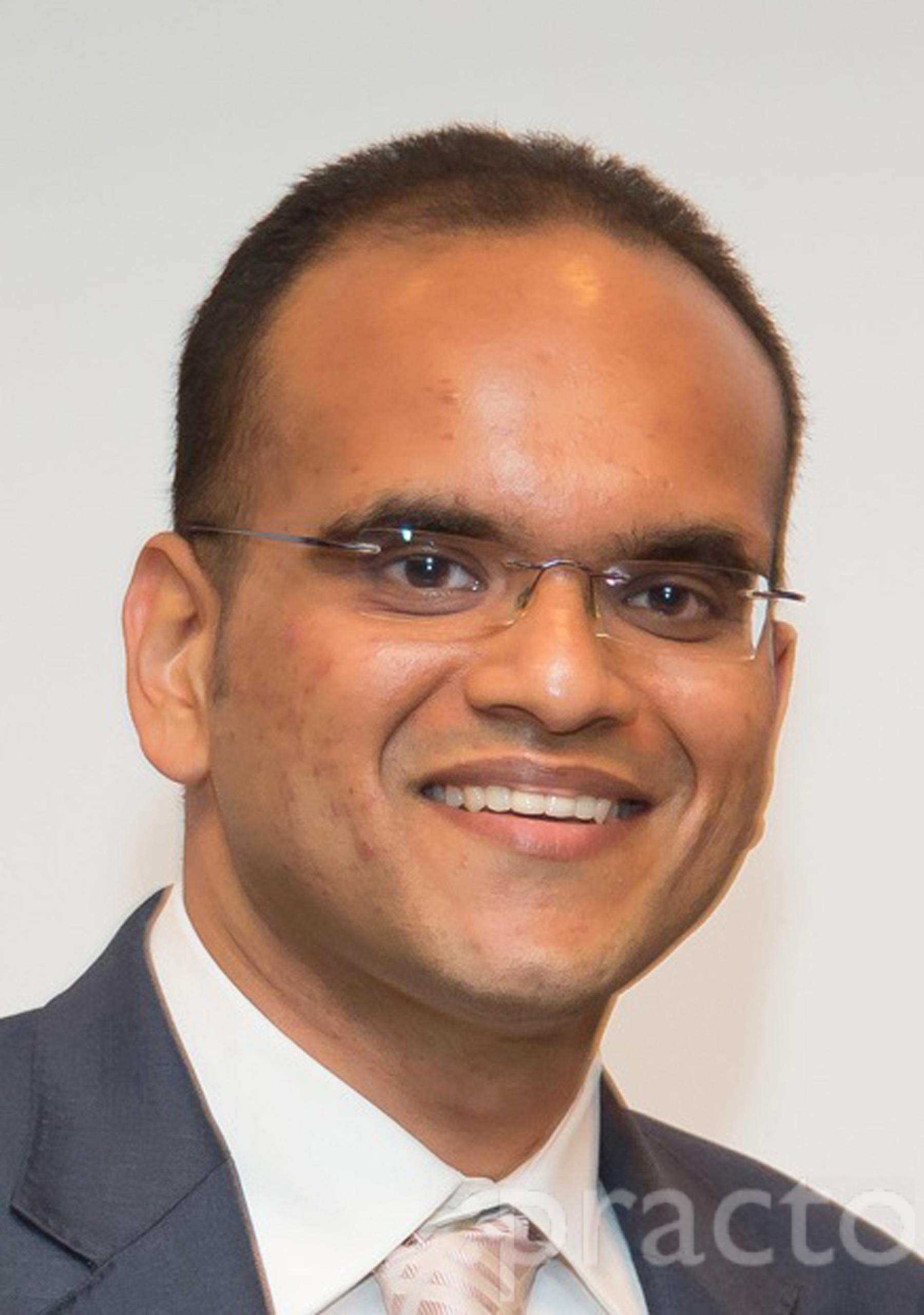 Dr. Hasanain Shikari - Ophthalmologist