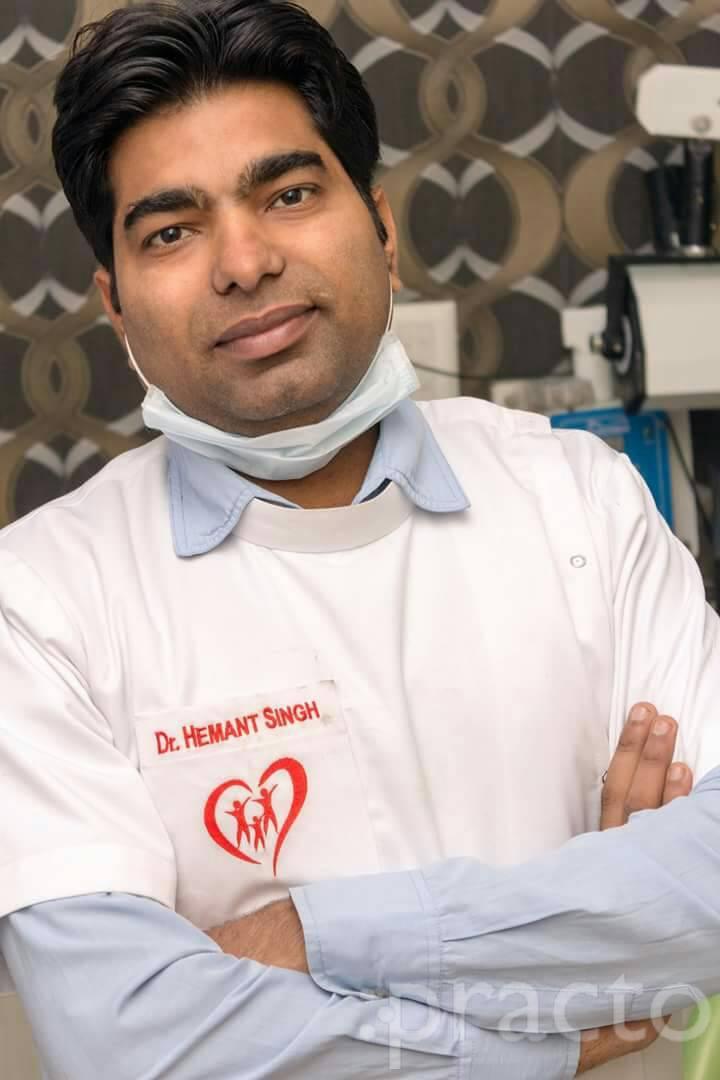 Dr. Hemant Kumar Singh - Dentist