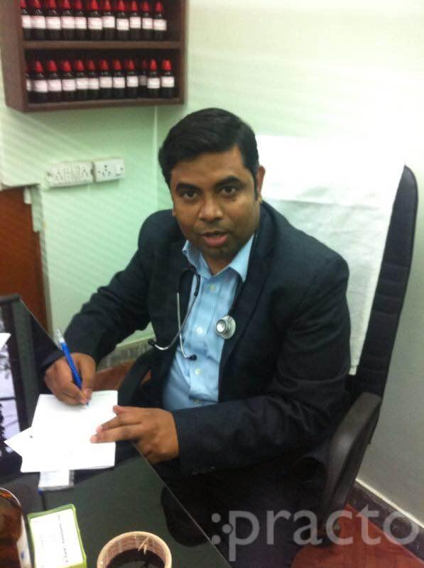 Dr. Hemant Kumar - Homoeopath