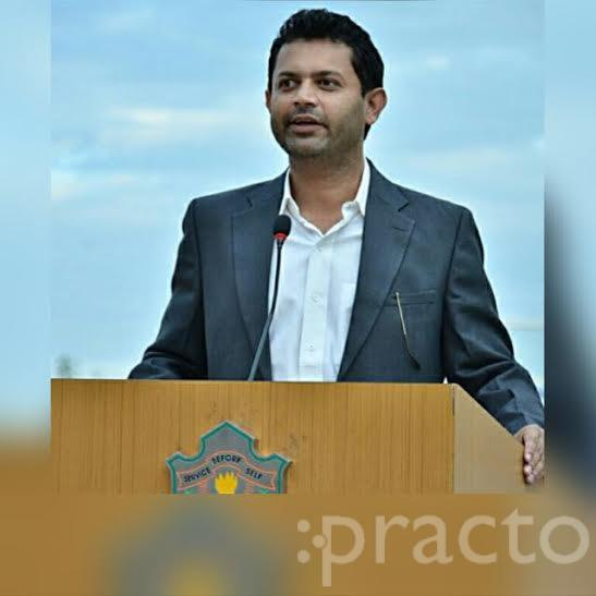 Dr. Hemant Sonanis - Psychiatrist