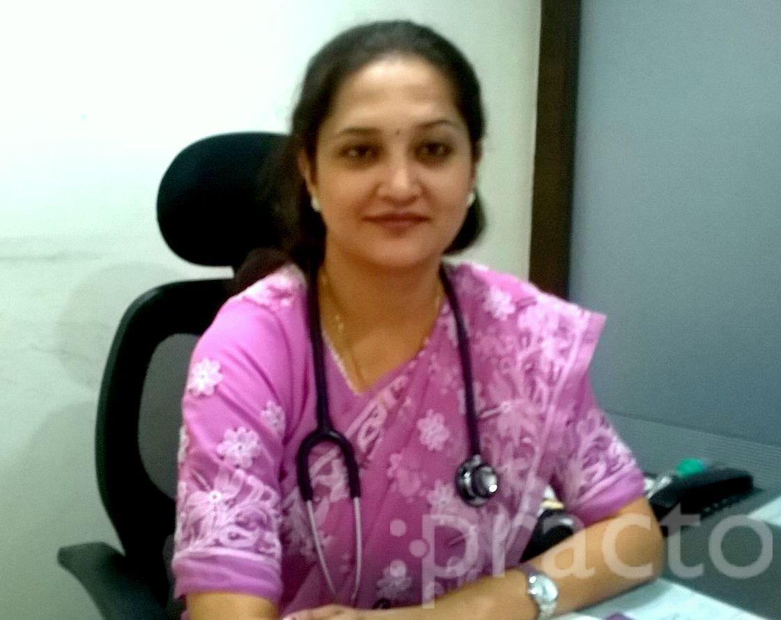 Dr. Hemlata Sodhiya - Gynecologist/Obstetrician