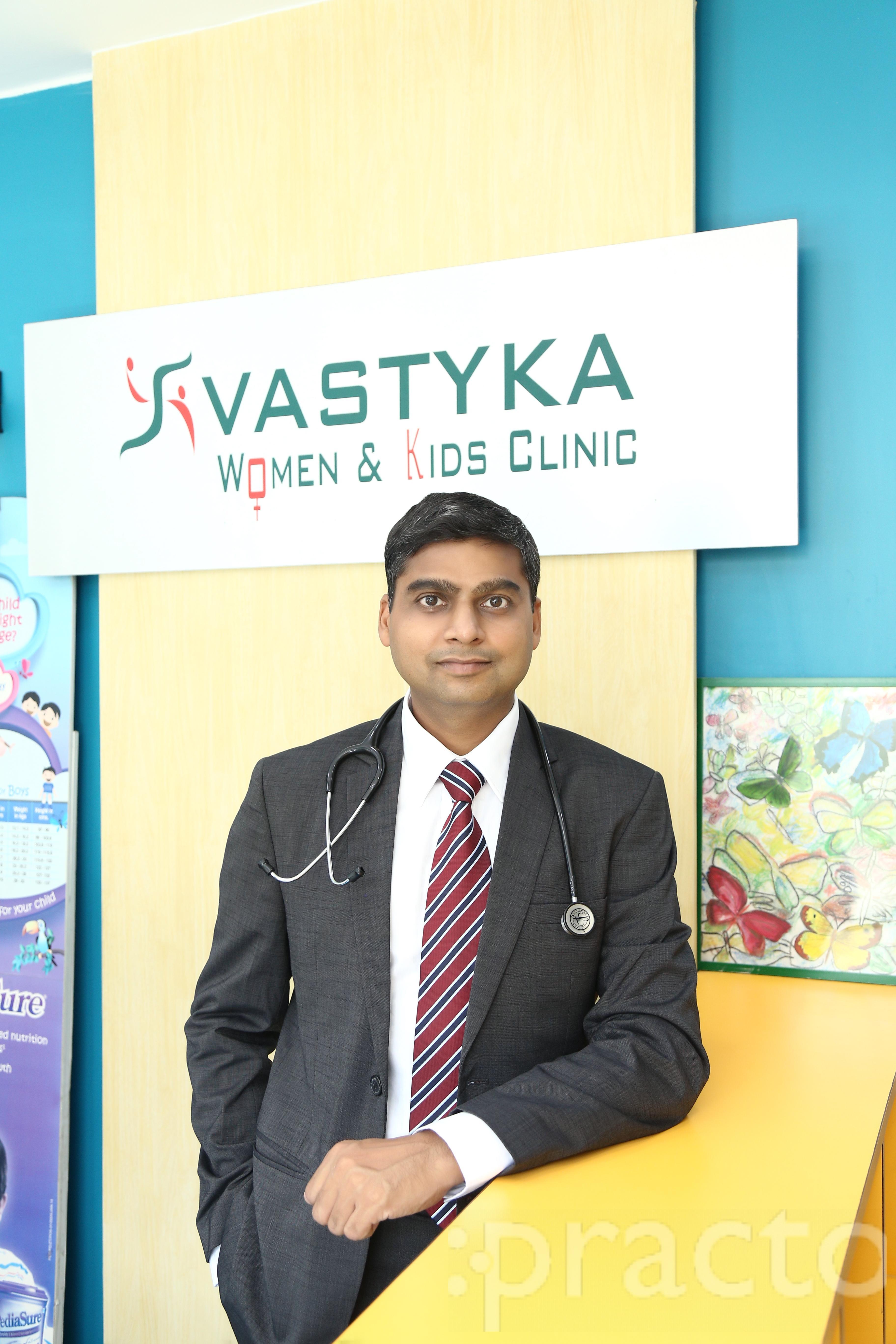 Dr. Himanshu Agarwal - Pediatrician