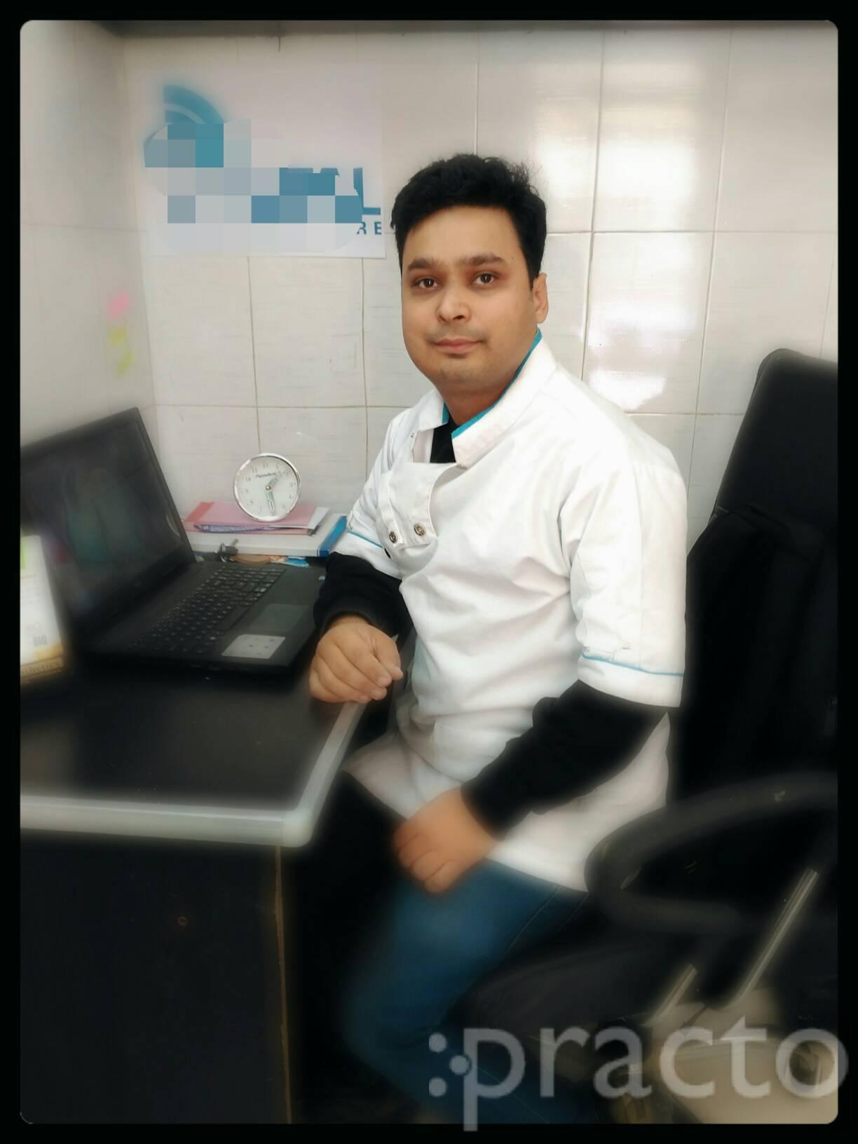 Dr. Himanshu Arora - Dentist