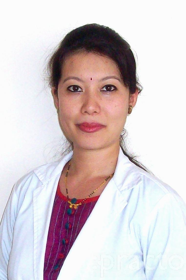 Dr. Himashree Talukdar Wankhede - Ophthalmologist
