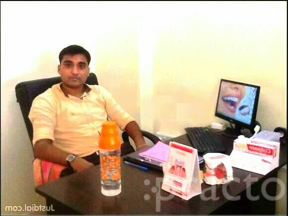 Dr. Hiren Prajapati - Dentist