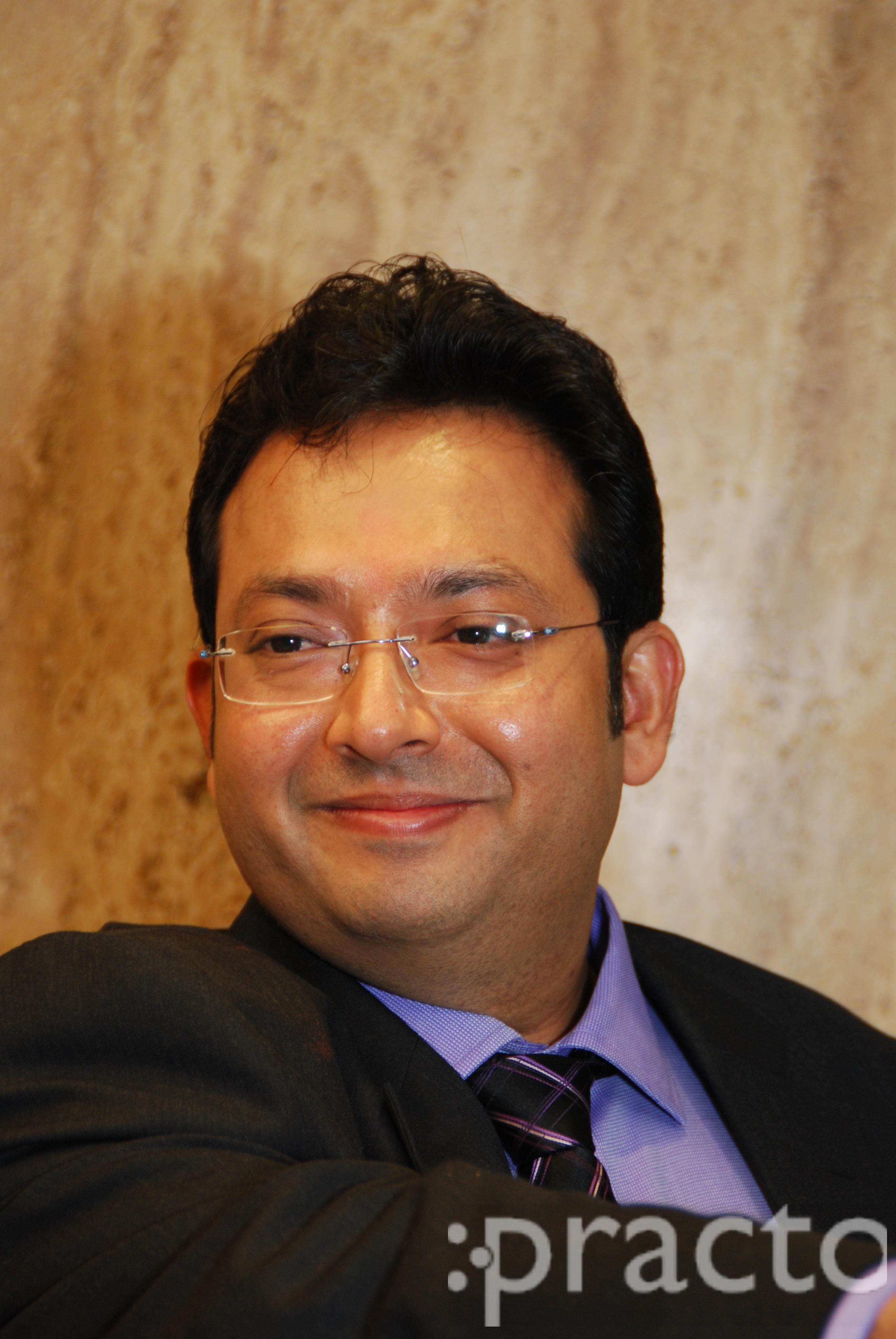 Dr. Hiren Sodha - Urologist
