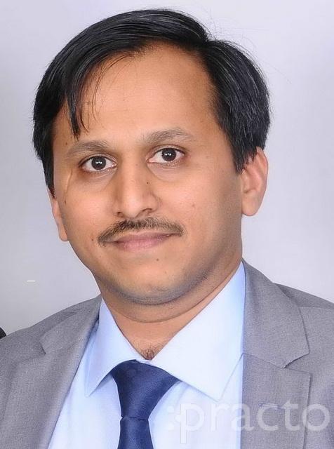 Dr. Hirennappa B. Udnur - Pulmonologist