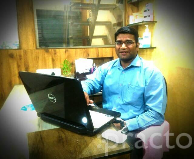 Dr. Hrishikesh Bhujbal - Homoeopath