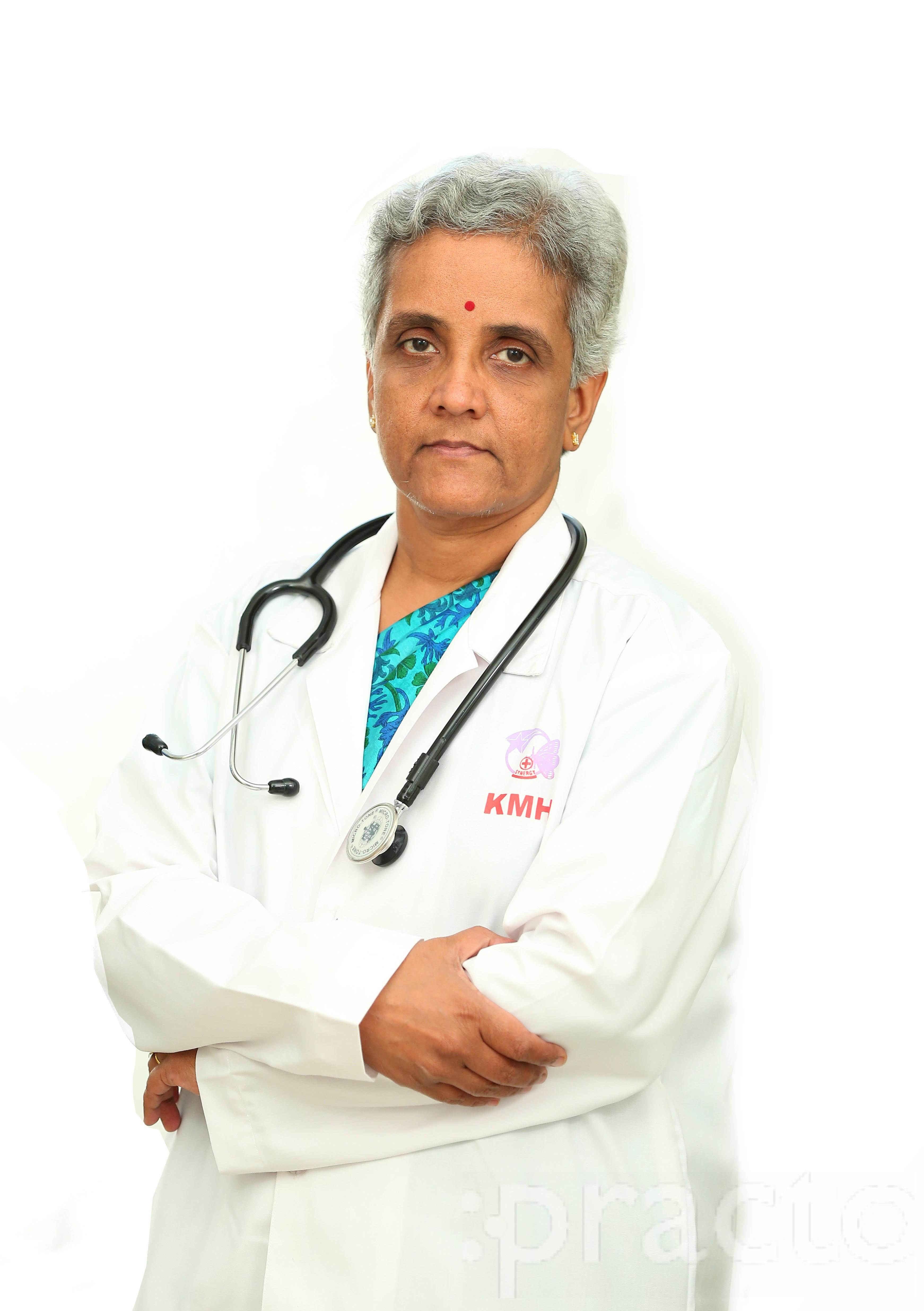 Dr. Indhumathi - General Physician