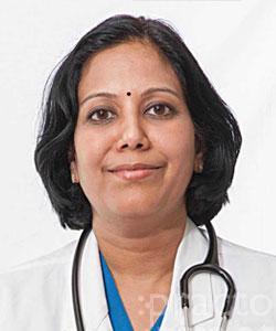 Dr. Indu S Nair - Pediatrician