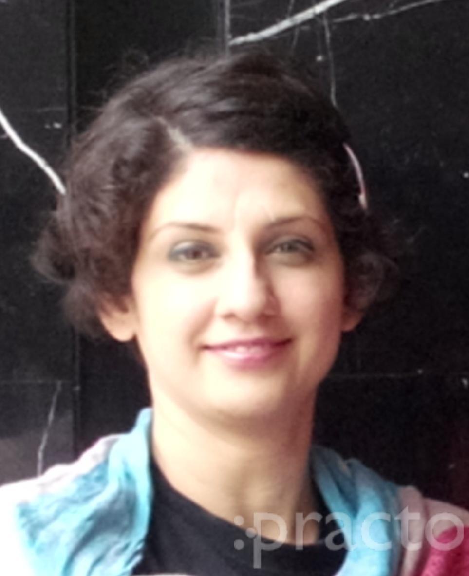 Dr. Isha Joshi P.T. - Physiotherapist