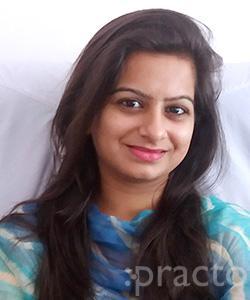 Dr. Isha Mahajan - Dentist