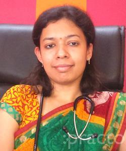 Dr. Isha Singh - Pediatrician