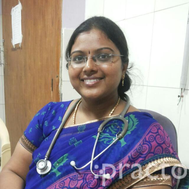 Dr. Padmapriya - Gynecologist/Obstetrician