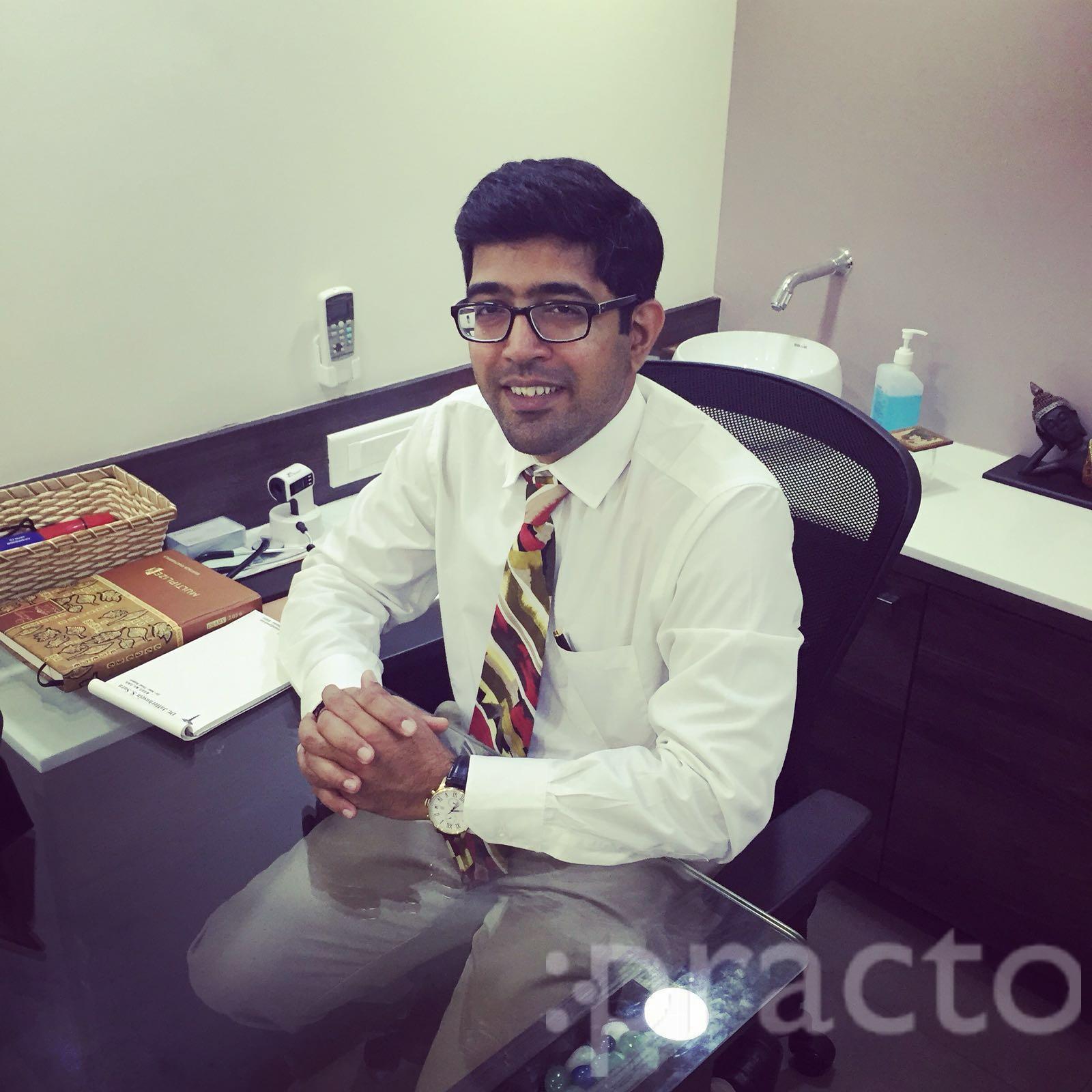 Dr. Jafferhusein Sura - Ear-Nose-Throat (ENT) Specialist
