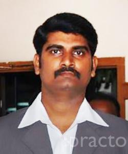 Dr. Jagathesh Natarajan - Dentist