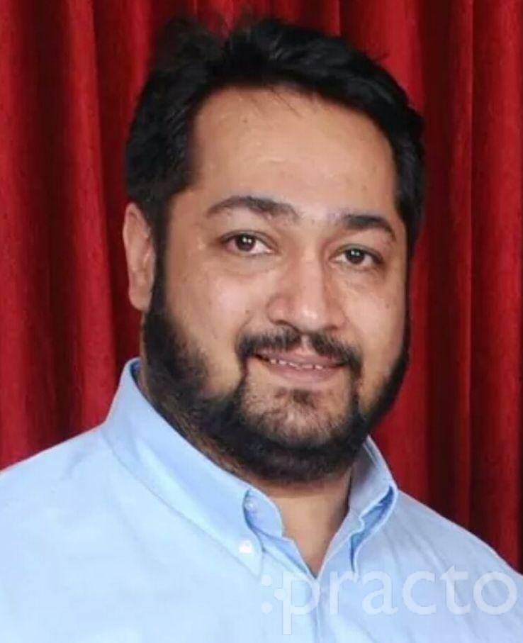 Dr. Jagpreet Singh sandhu - Dentist