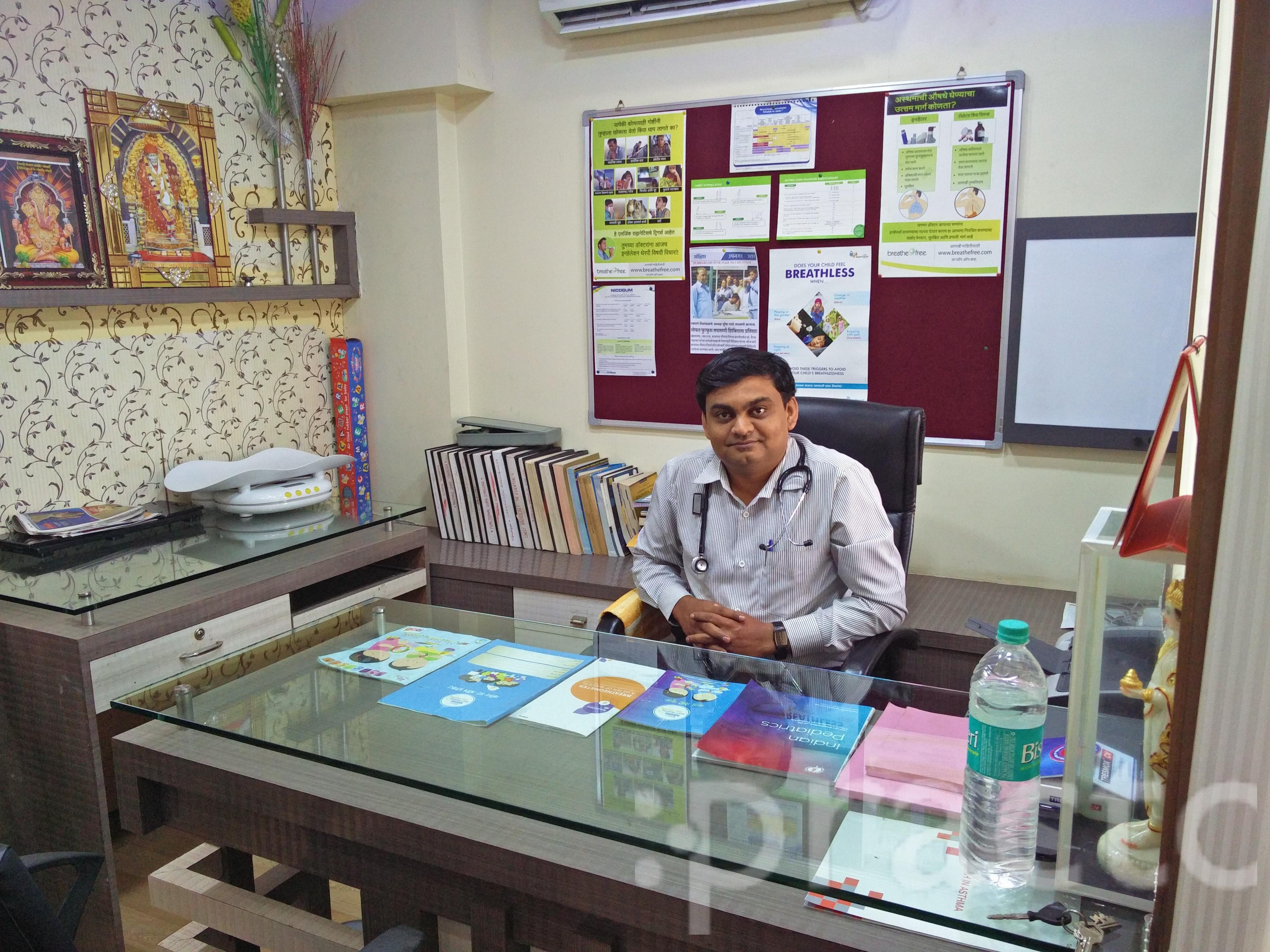 Dr. Jalil S. Mujawar - Pediatrician