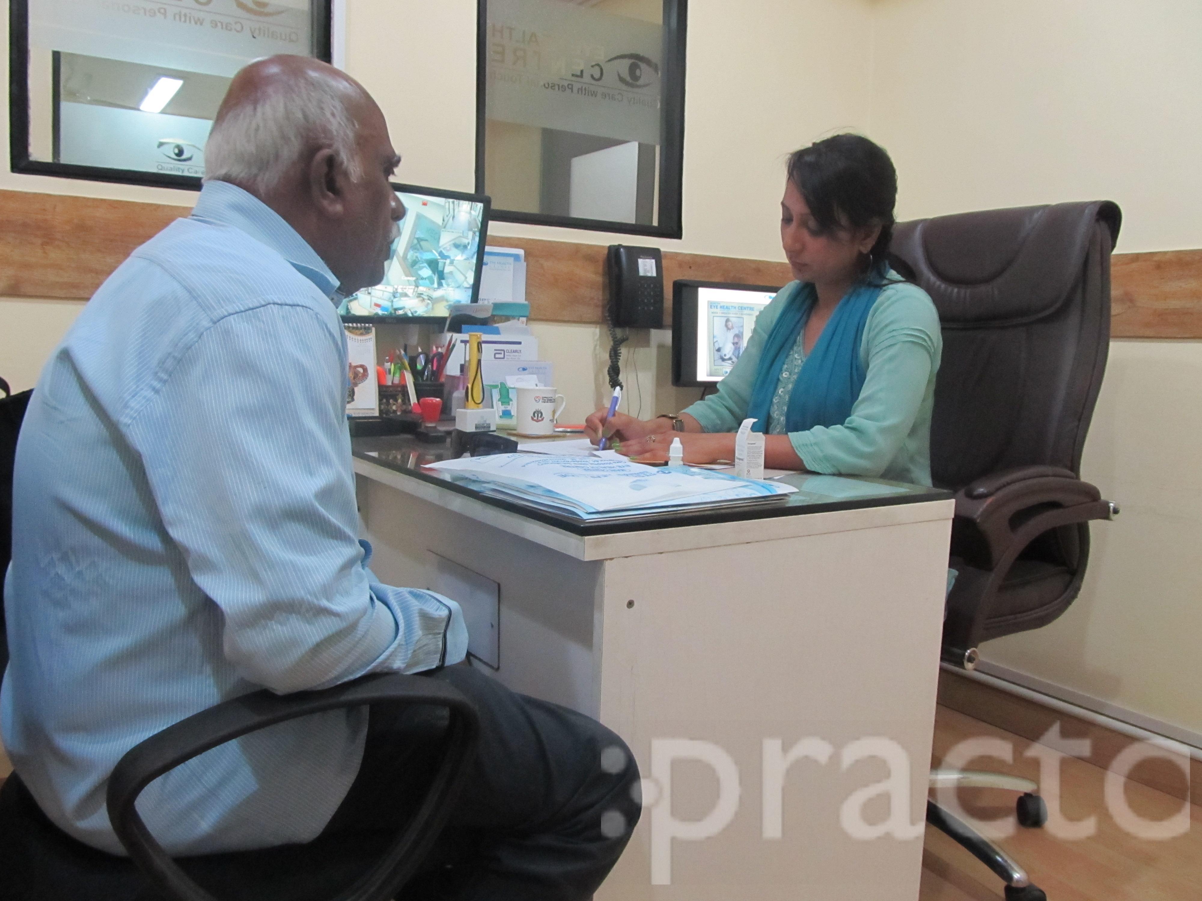 Dr. Jasvinder Kaur Gill - Ophthalmologist