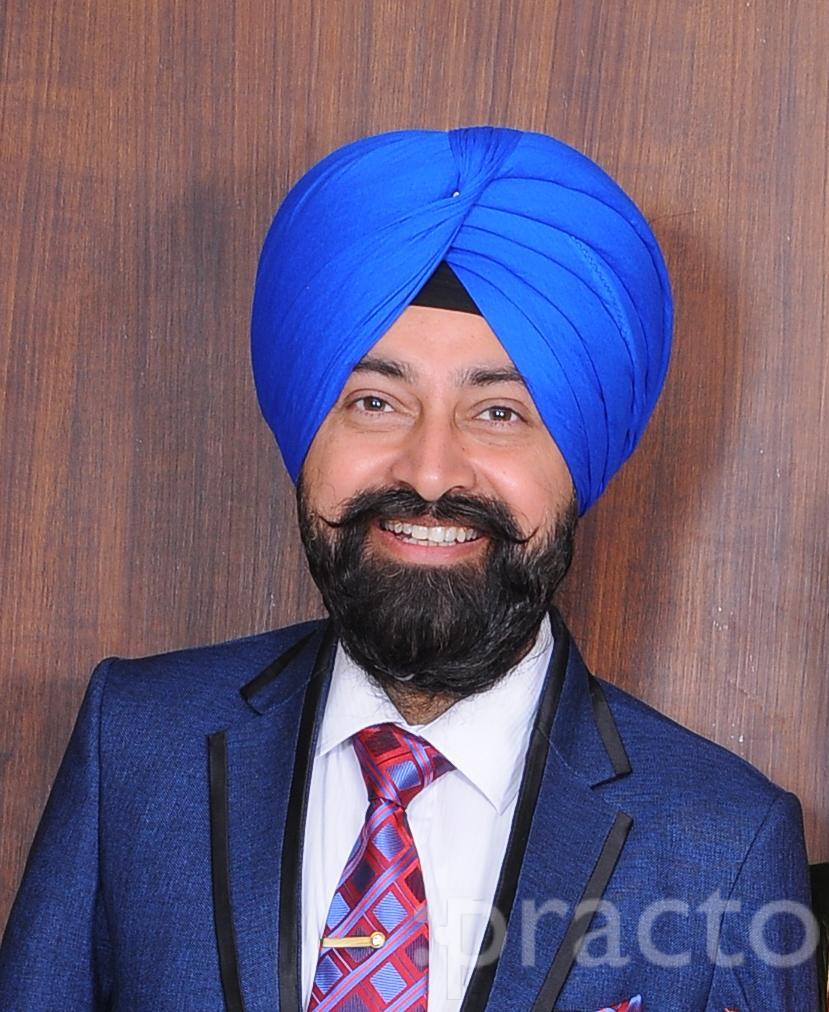 Dr. Jaswinder Singh - Dentist