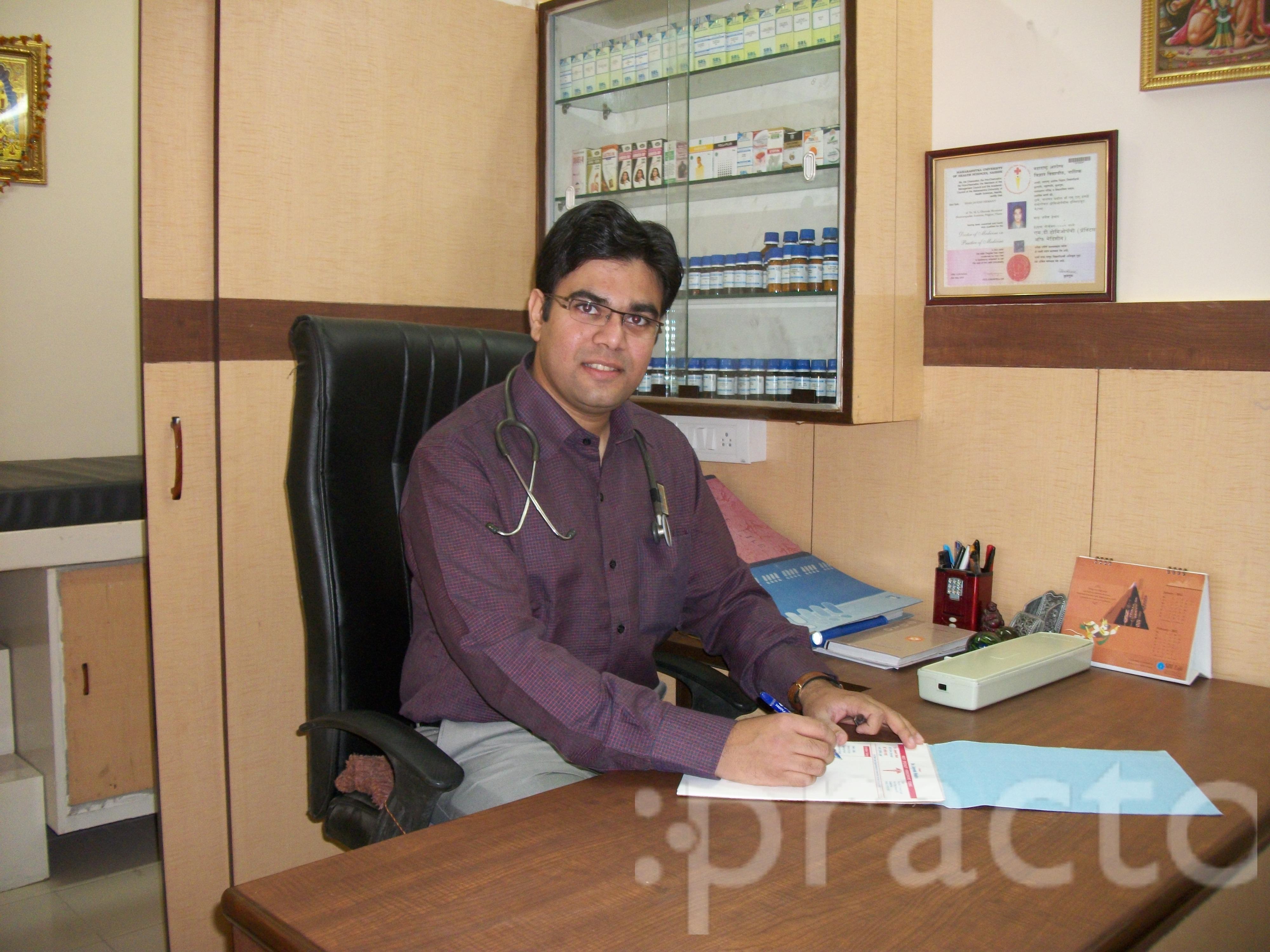 Dr. Jayesh Shah - Homeopath