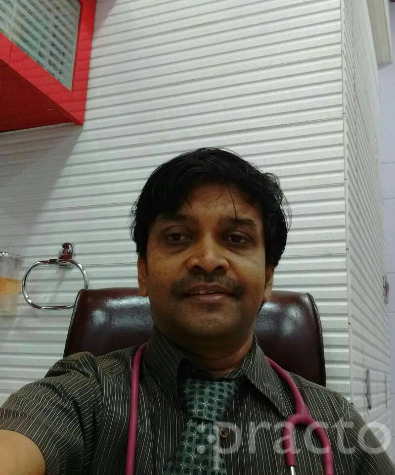 Dr. Jeetendra B. Gavhane - Pediatrician