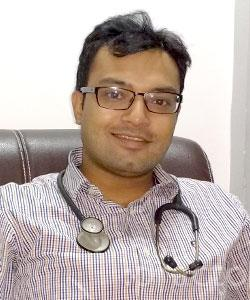Dr. Jigar P Modia - General Physician