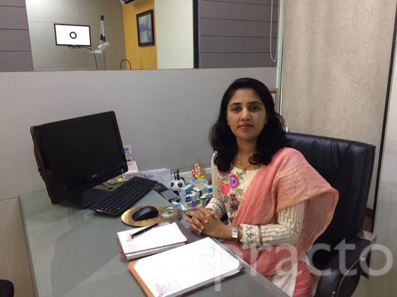 Dr. Jyoti Chhallani - Ophthalmologist