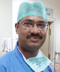 Dr. Jyotirmaya Dash - Cardiologist