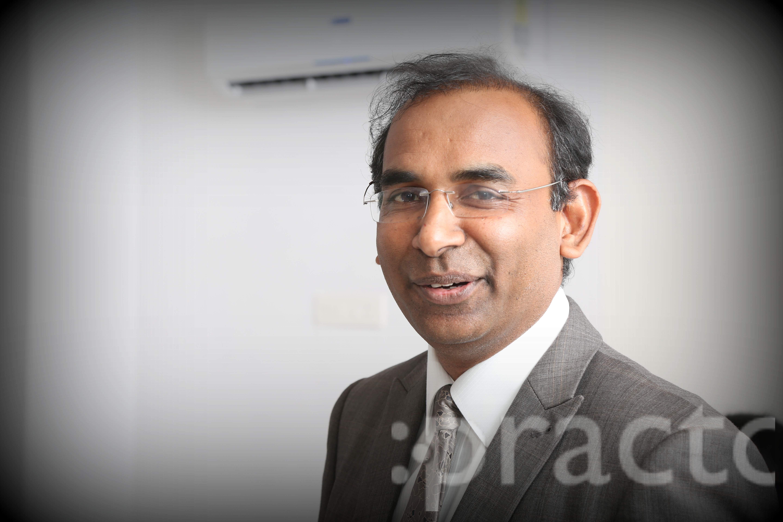 Dr. K. Chandra Reddy - Gynecologist/Obstetrician