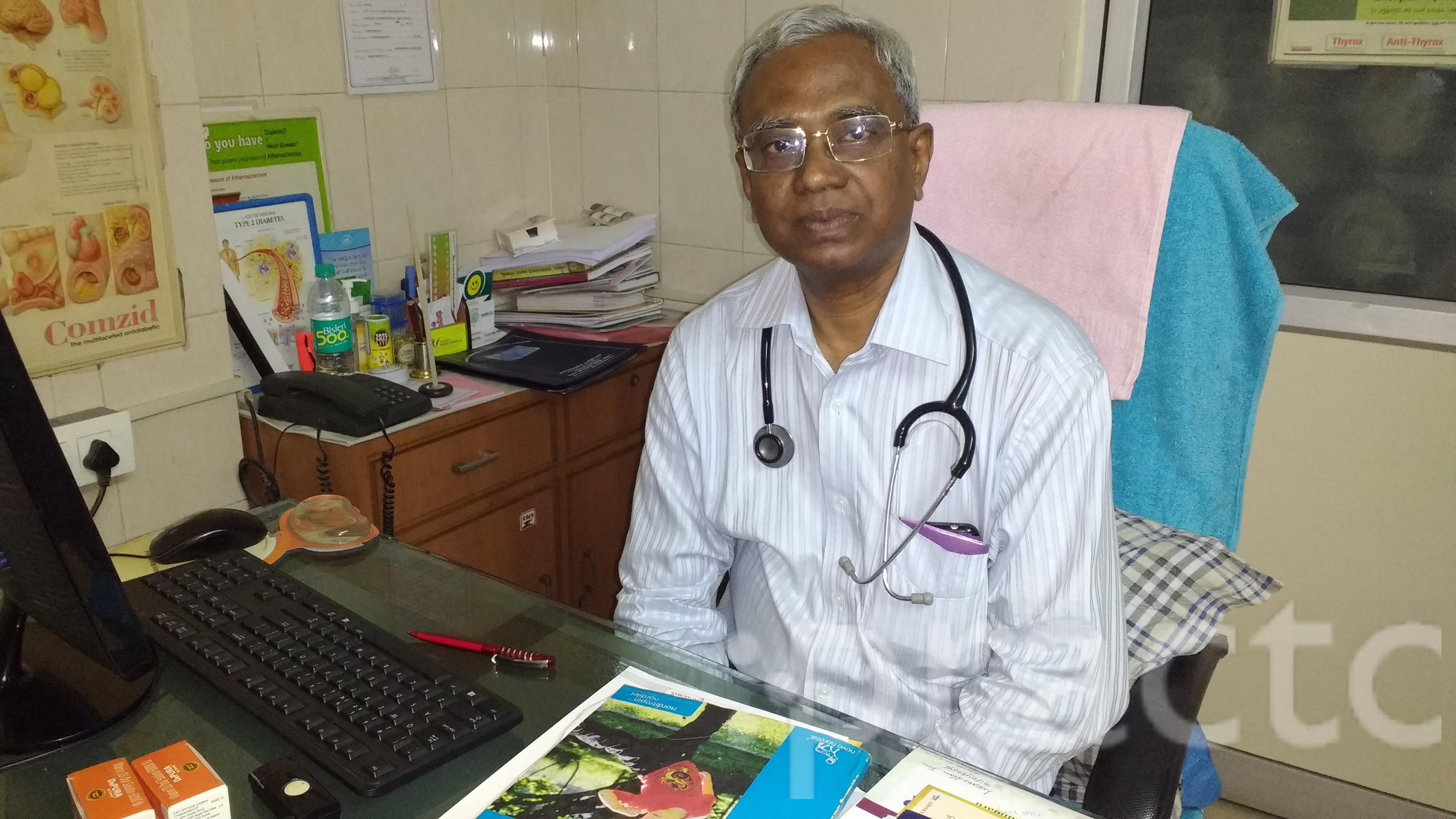 Dr. K. Dileep Kumar M.D,D.M - Endocrinologist