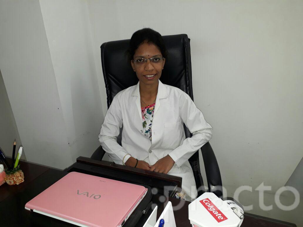 Dr. K Monika - Dentist
