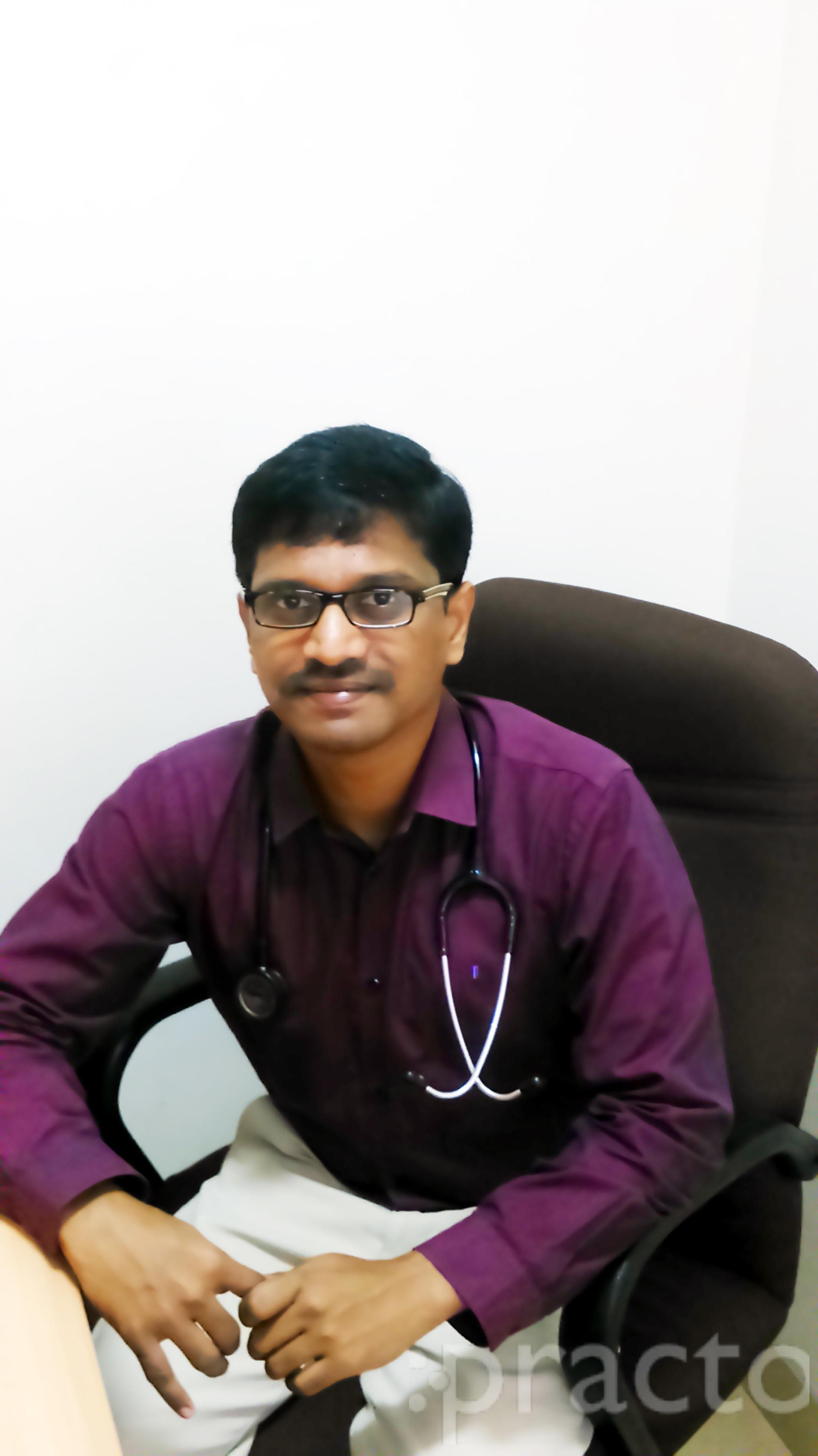 Dr. K.V.D.Praveen - Pain Management Specialist