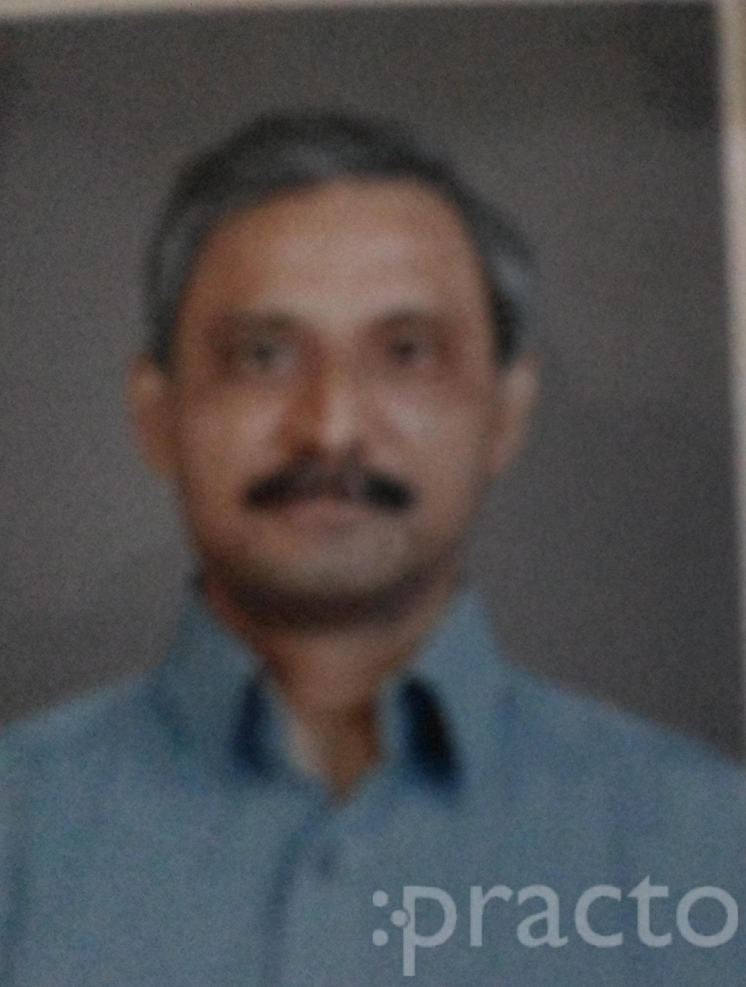 Dr. K. Venkatapathi Raju - Pediatrician