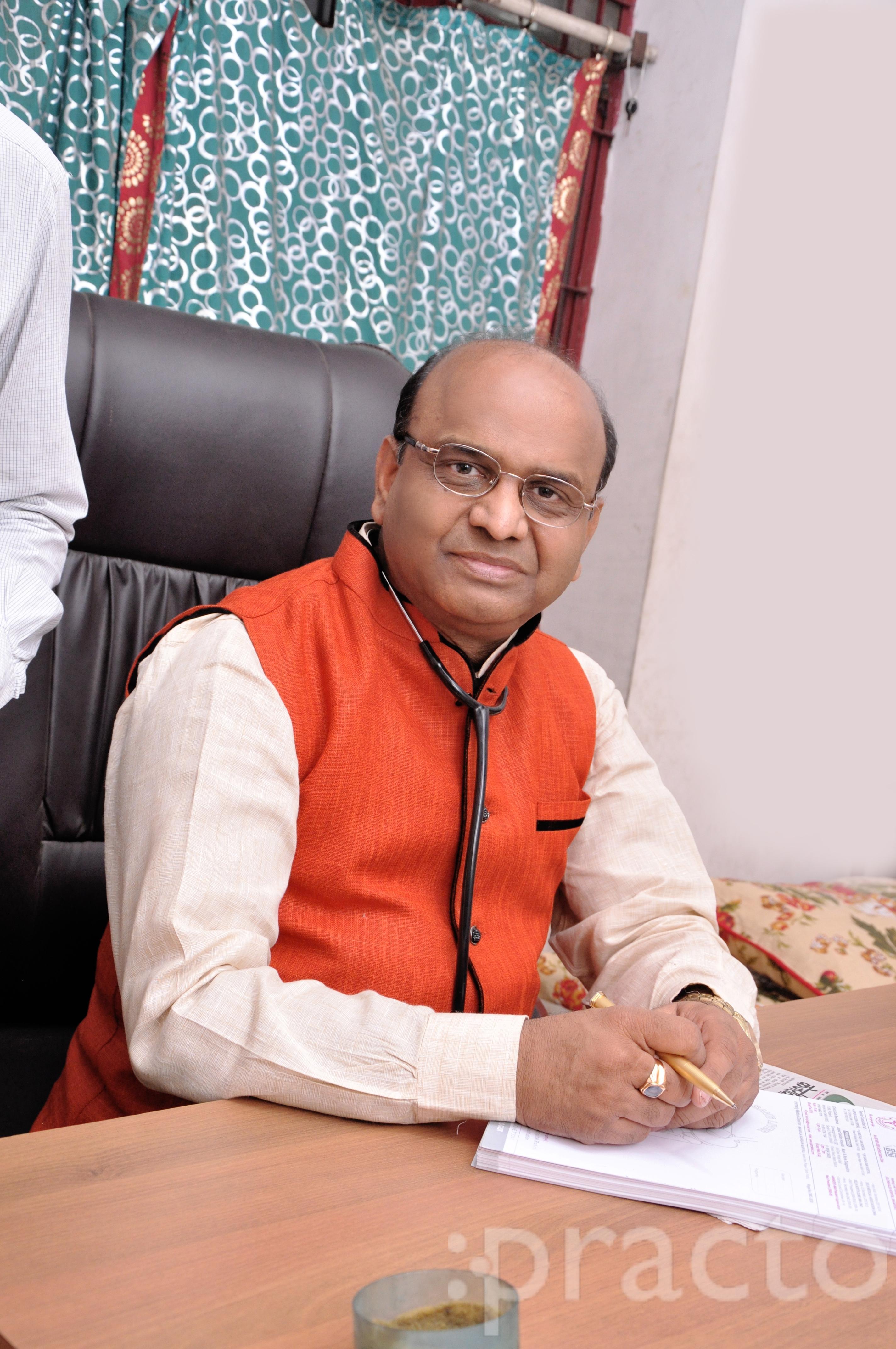 Dr. Kailash N Singla - Gastroenterologist
