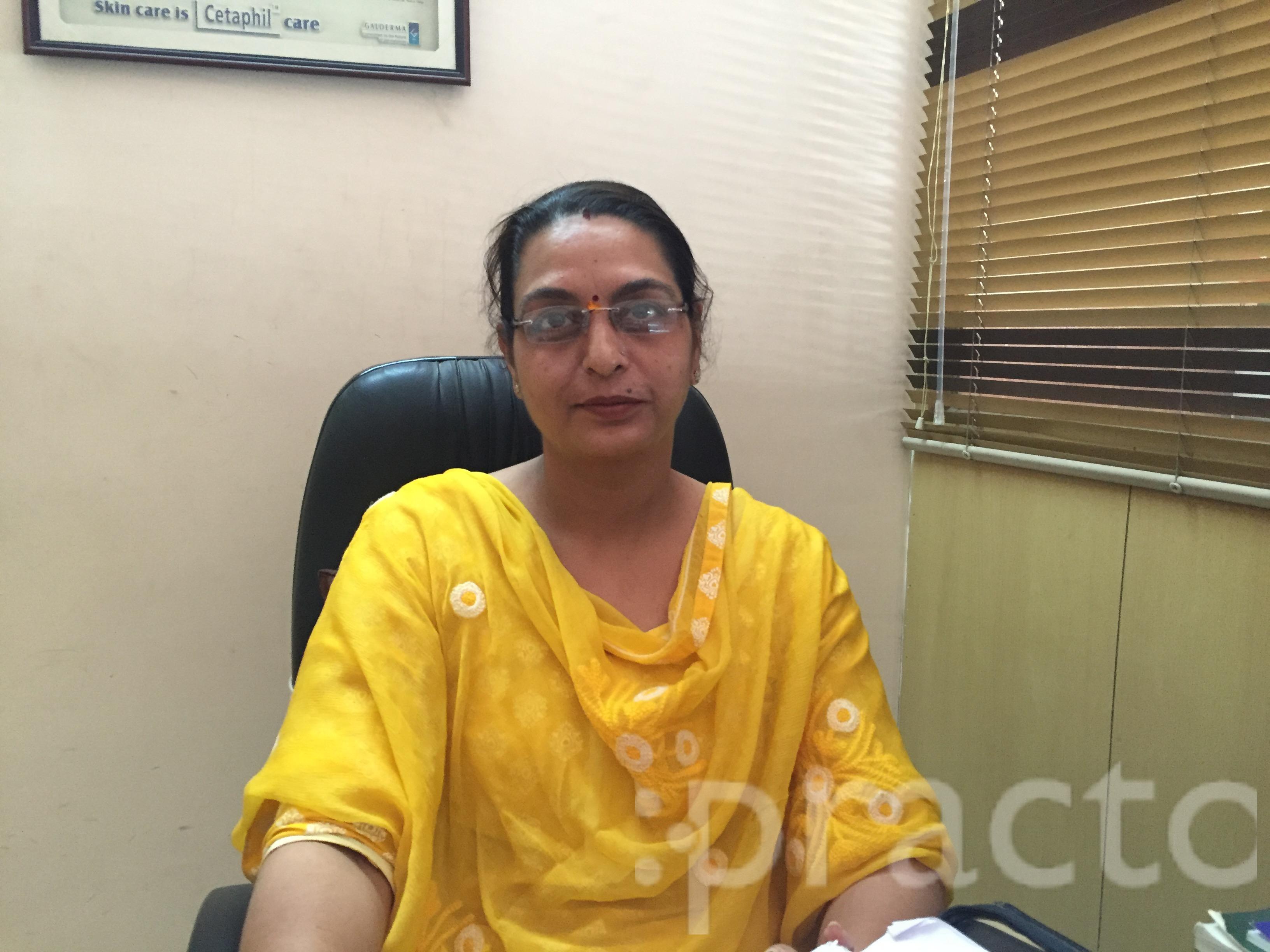 Dr. Kanika Kapoor - Dermatologist