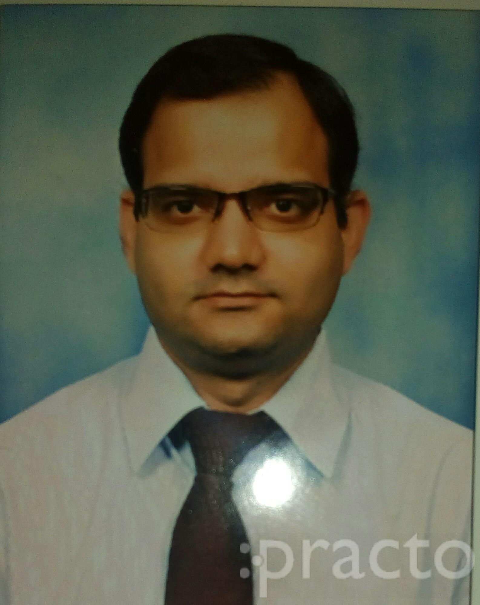 Dr. Kapil - Pediatrician