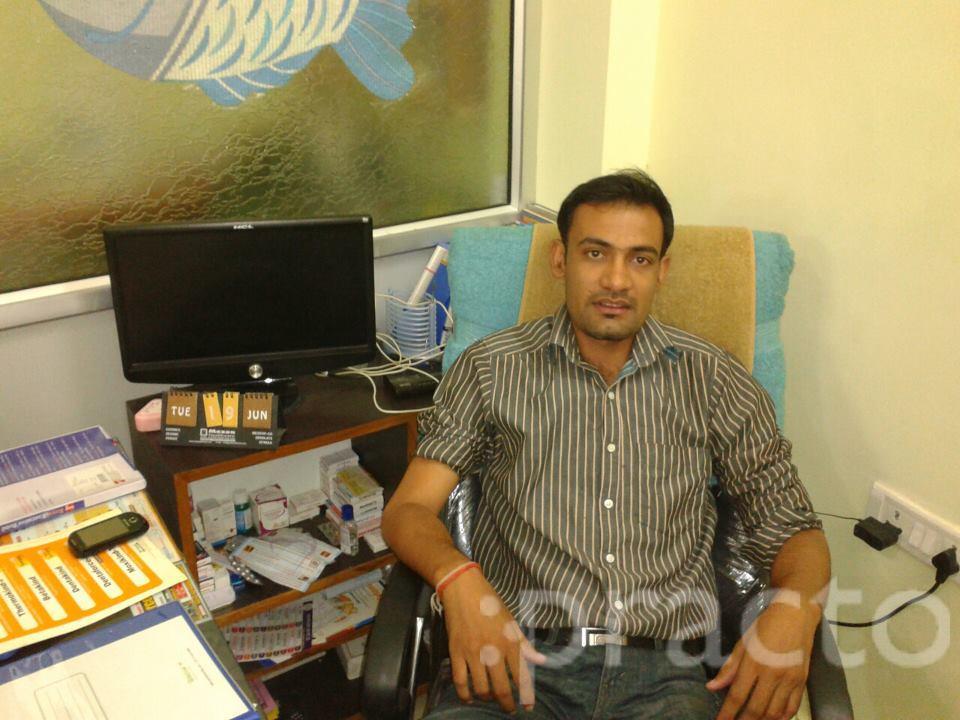 Dr. Kapil Chaudhary - Dentist
