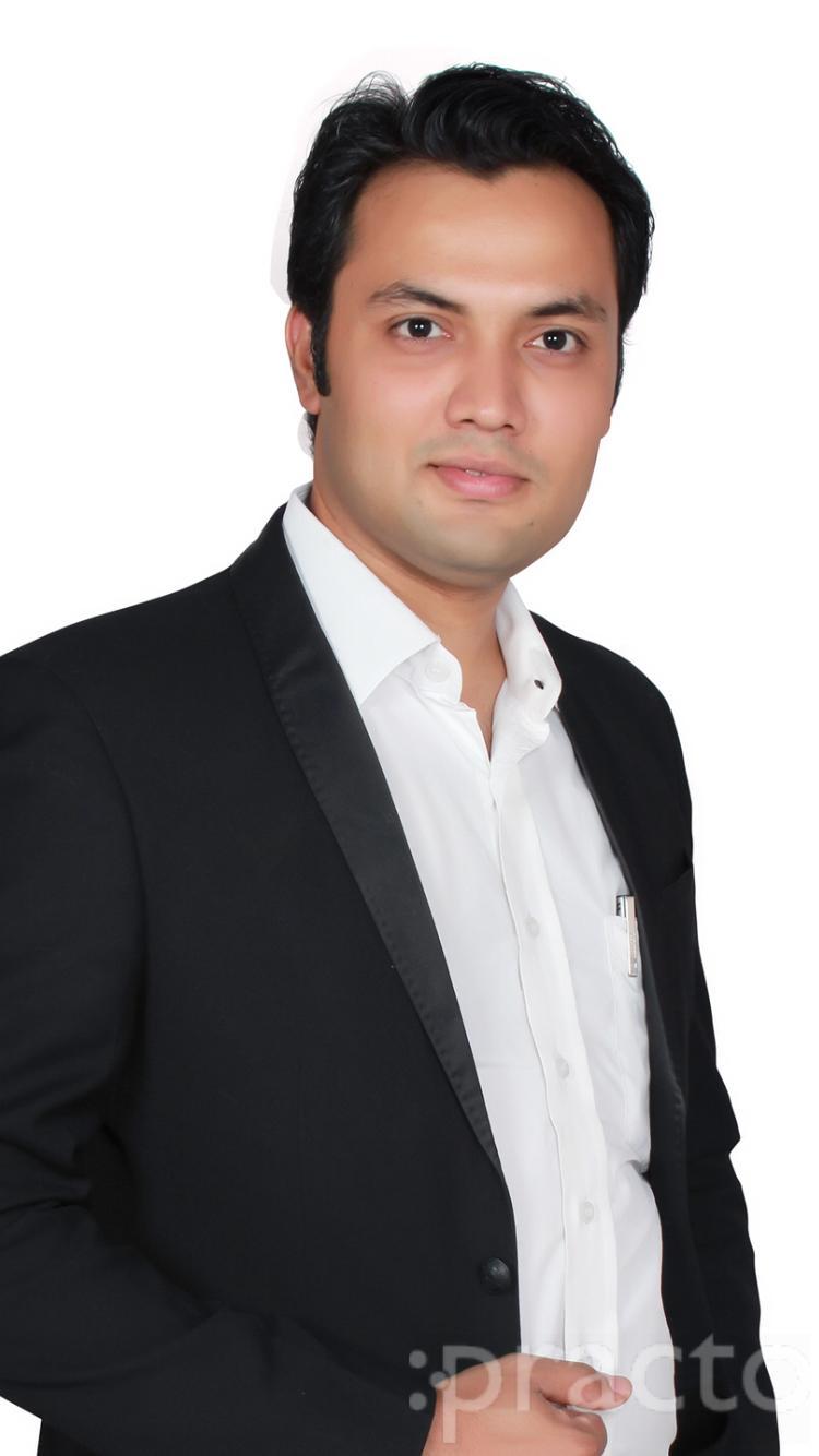 Dr. Kapil Chautray - Dentist